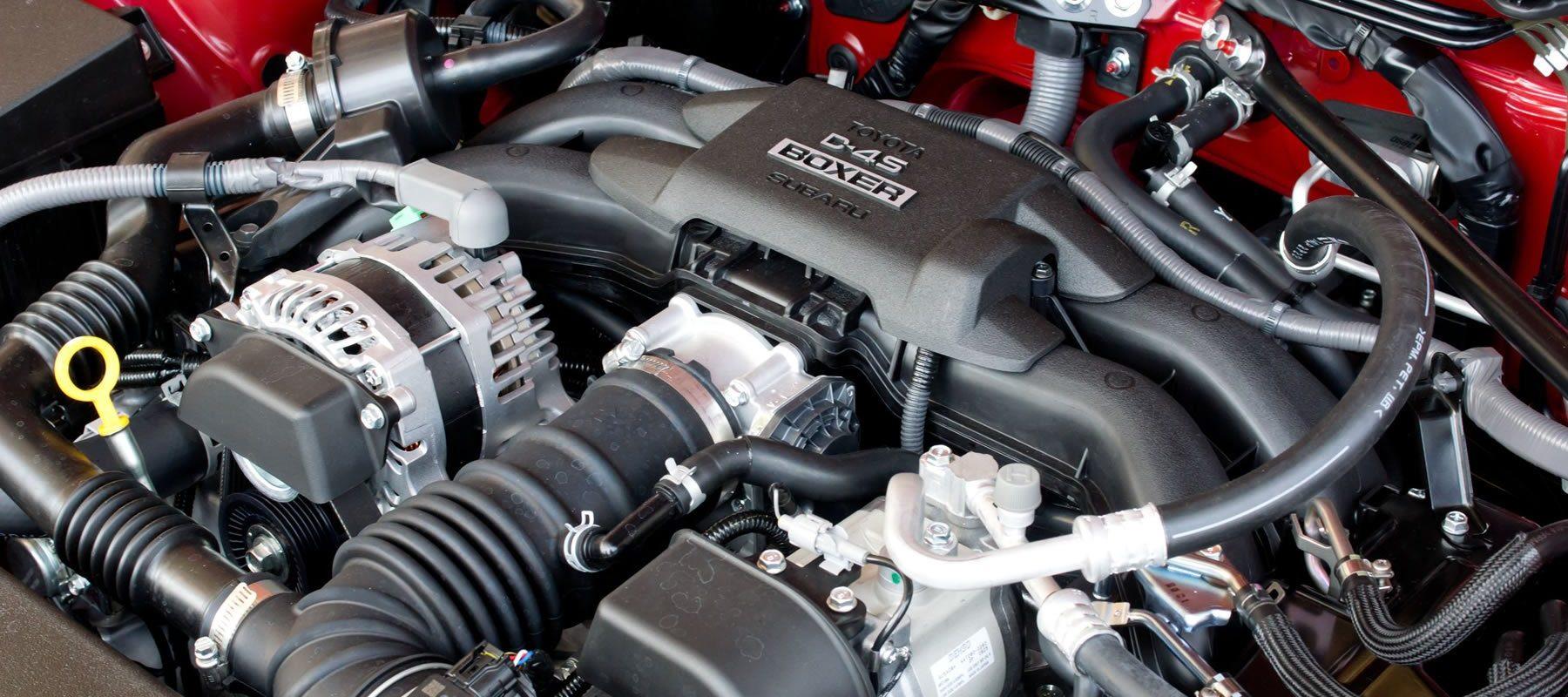 Modern-engines
